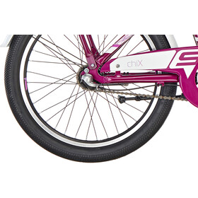 s'cool chiX 20 3-S alloy Purple Matt